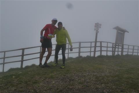 TRAIL di PIZZO San Michele N°3157 FOTO scattate a raffica in VETTA da Peppe Dalessio con nebbia e gran freddo - foto 590