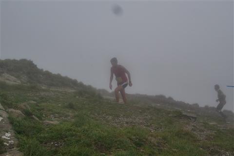TRAIL di PIZZO San Michele N°3157 FOTO scattate a raffica in VETTA da Peppe Dalessio con nebbia e gran freddo - foto 592