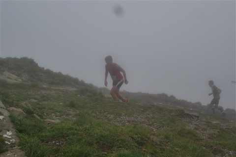 TRAIL di PIZZO San Michele N°3157 FOTO scattate a raffica in VETTA da Peppe Dalessio con nebbia e gran freddo - foto 594