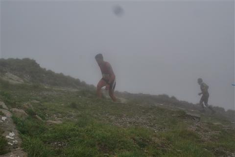 TRAIL di PIZZO San Michele N°3157 FOTO scattate a raffica in VETTA da Peppe Dalessio con nebbia e gran freddo - foto 597