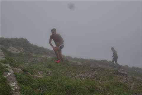 TRAIL di PIZZO San Michele N°3157 FOTO scattate a raffica in VETTA da Peppe Dalessio con nebbia e gran freddo - foto 603
