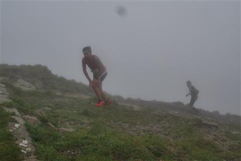 TRAIL di PIZZO San Michele N°3157 FOTO scattate a raffica in VETTA da Peppe Dalessio con nebbia e gran freddo - foto 604