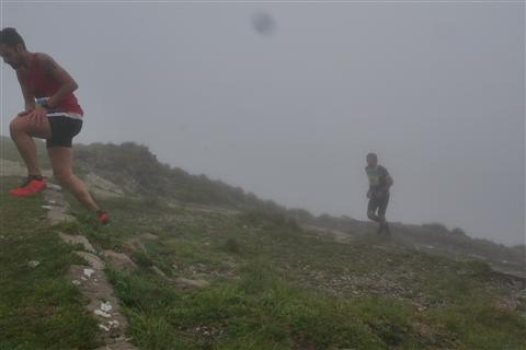 TRAIL di PIZZO San Michele N°3157 FOTO scattate a raffica in VETTA da Peppe Dalessio con nebbia e gran freddo - foto 620