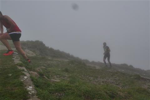 TRAIL di PIZZO San Michele N°3157 FOTO scattate a raffica in VETTA da Peppe Dalessio con nebbia e gran freddo - foto 621