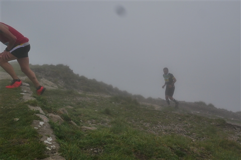 TRAIL di PIZZO San Michele N°3157 FOTO scattate a raffica in VETTA da Peppe Dalessio con nebbia e gran freddo - foto 622