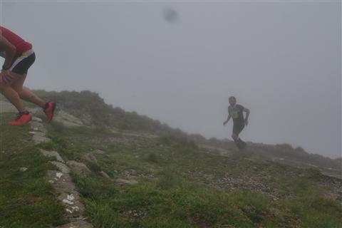 TRAIL di PIZZO San Michele N°3157 FOTO scattate a raffica in VETTA da Peppe Dalessio con nebbia e gran freddo - foto 623