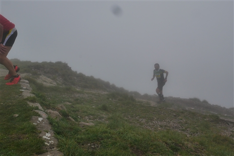 TRAIL di PIZZO San Michele N°3157 FOTO scattate a raffica in VETTA da Peppe Dalessio con nebbia e gran freddo - foto 624