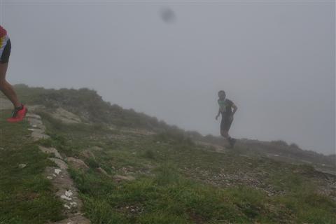 TRAIL di PIZZO San Michele N°3157 FOTO scattate a raffica in VETTA da Peppe Dalessio con nebbia e gran freddo - foto 625