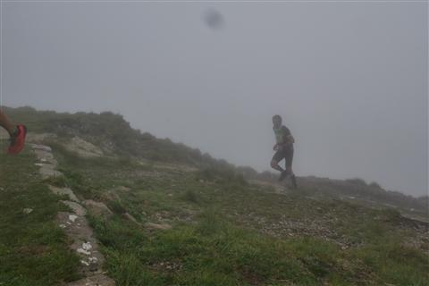 TRAIL di PIZZO San Michele N°3157 FOTO scattate a raffica in VETTA da Peppe Dalessio con nebbia e gran freddo - foto 626