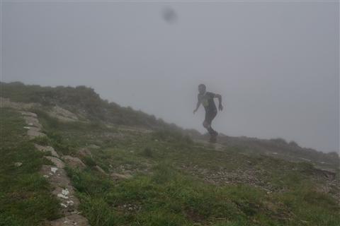 TRAIL di PIZZO San Michele N°3157 FOTO scattate a raffica in VETTA da Peppe Dalessio con nebbia e gran freddo - foto 629