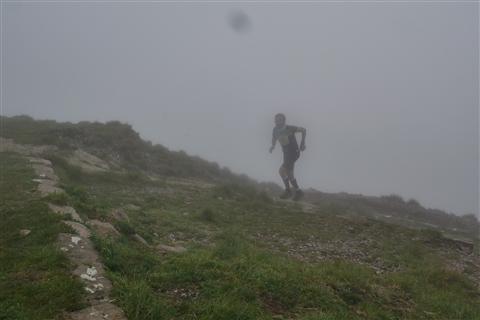 TRAIL di PIZZO San Michele N°3157 FOTO scattate a raffica in VETTA da Peppe Dalessio con nebbia e gran freddo - foto 630
