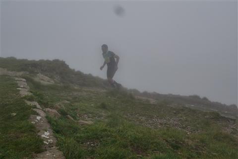 TRAIL di PIZZO San Michele N°3157 FOTO scattate a raffica in VETTA da Peppe Dalessio con nebbia e gran freddo - foto 641