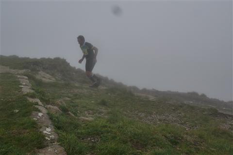 TRAIL di PIZZO San Michele N°3157 FOTO scattate a raffica in VETTA da Peppe Dalessio con nebbia e gran freddo - foto 647