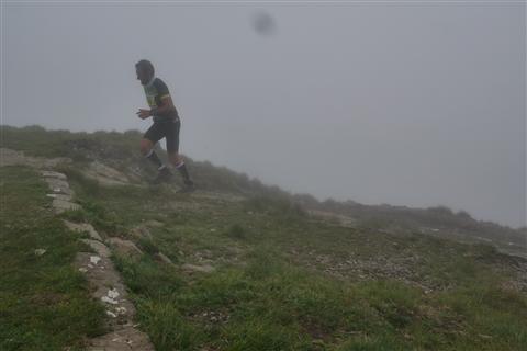 TRAIL di PIZZO San Michele N°3157 FOTO scattate a raffica in VETTA da Peppe Dalessio con nebbia e gran freddo - foto 651