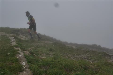 TRAIL di PIZZO San Michele N°3157 FOTO scattate a raffica in VETTA da Peppe Dalessio con nebbia e gran freddo - foto 652