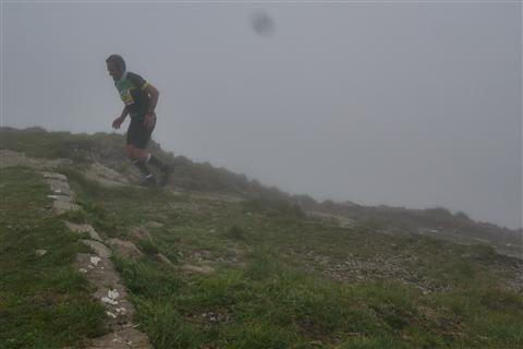 TRAIL di PIZZO San Michele N°3157 FOTO scattate a raffica in VETTA da Peppe Dalessio con nebbia e gran freddo - foto 653