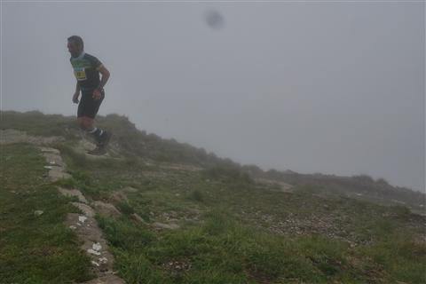 TRAIL di PIZZO San Michele N°3157 FOTO scattate a raffica in VETTA da Peppe Dalessio con nebbia e gran freddo - foto 656