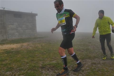 TRAIL di PIZZO San Michele N°3157 FOTO scattate a raffica in VETTA da Peppe Dalessio con nebbia e gran freddo - foto 662