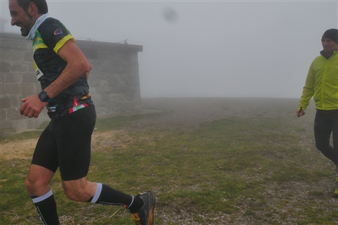 TRAIL di PIZZO San Michele N°3157 FOTO scattate a raffica in VETTA da Peppe Dalessio con nebbia e gran freddo - foto 666