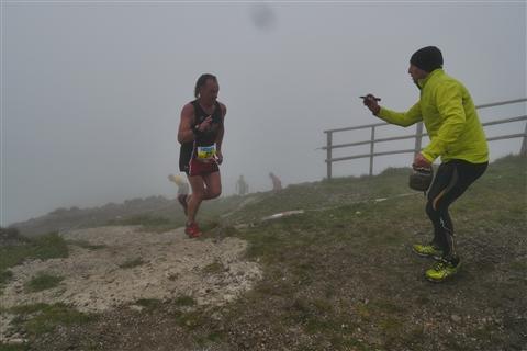 TRAIL di PIZZO San Michele N°3157 FOTO scattate a raffica in VETTA da Peppe Dalessio con nebbia e gran freddo - foto 698