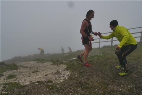TRAIL di PIZZO San Michele N°3157 FOTO scattate a raffica in VETTA da Peppe Dalessio con nebbia e gran freddo - foto 704