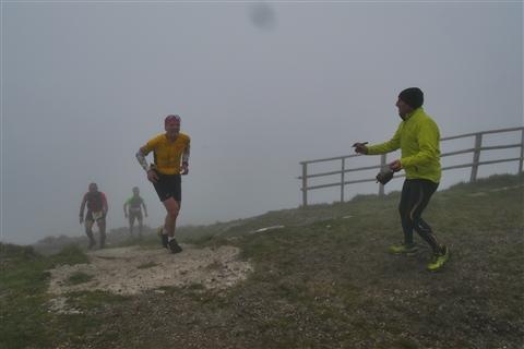 TRAIL di PIZZO San Michele N°3157 FOTO scattate a raffica in VETTA da Peppe Dalessio con nebbia e gran freddo - foto 707