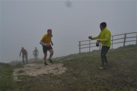 TRAIL di PIZZO San Michele N°3157 FOTO scattate a raffica in VETTA da Peppe Dalessio con nebbia e gran freddo - foto 709