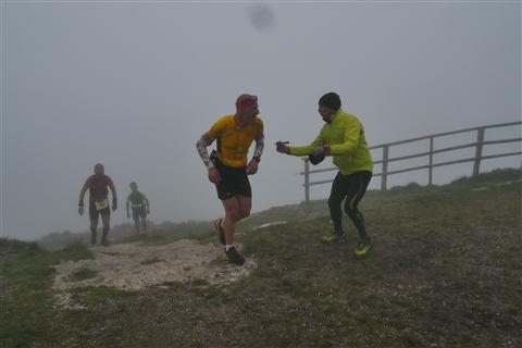 TRAIL di PIZZO San Michele N°3157 FOTO scattate a raffica in VETTA da Peppe Dalessio con nebbia e gran freddo - foto 715