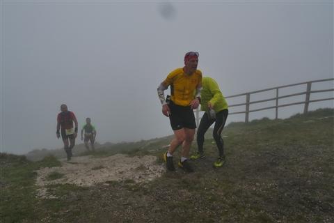 TRAIL di PIZZO San Michele N°3157 FOTO scattate a raffica in VETTA da Peppe Dalessio con nebbia e gran freddo - foto 719