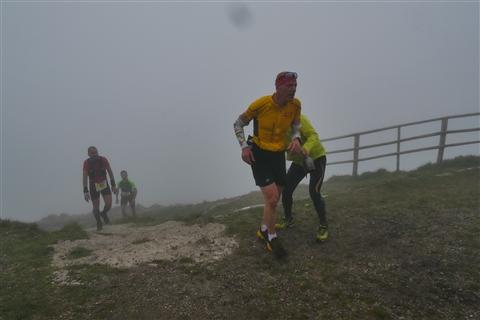 TRAIL di PIZZO San Michele N°3157 FOTO scattate a raffica in VETTA da Peppe Dalessio con nebbia e gran freddo - foto 720