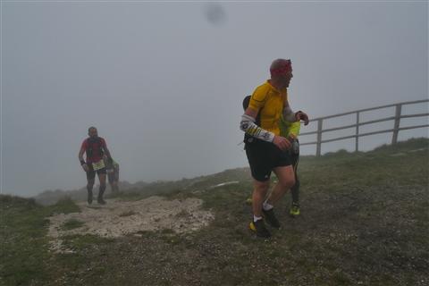 TRAIL di PIZZO San Michele N°3157 FOTO scattate a raffica in VETTA da Peppe Dalessio con nebbia e gran freddo - foto 723