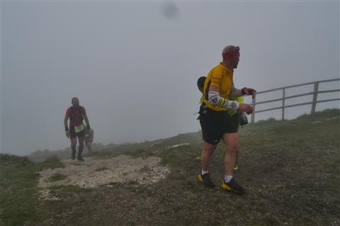 TRAIL di PIZZO San Michele N°3157 FOTO scattate a raffica in VETTA da Peppe Dalessio con nebbia e gran freddo - foto 724