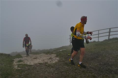 TRAIL di PIZZO San Michele N°3157 FOTO scattate a raffica in VETTA da Peppe Dalessio con nebbia e gran freddo - foto 725
