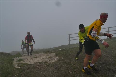 TRAIL di PIZZO San Michele N°3157 FOTO scattate a raffica in VETTA da Peppe Dalessio con nebbia e gran freddo - foto 731