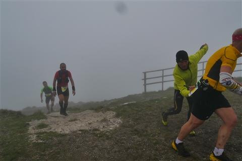 TRAIL di PIZZO San Michele N°3157 FOTO scattate a raffica in VETTA da Peppe Dalessio con nebbia e gran freddo - foto 733