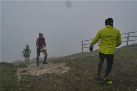 TRAIL di PIZZO San Michele N°3157 FOTO scattate a raffica in VETTA da Peppe Dalessio con nebbia e gran freddo - foto 739