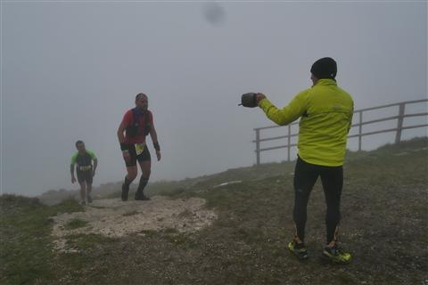 TRAIL di PIZZO San Michele N°3157 FOTO scattate a raffica in VETTA da Peppe Dalessio con nebbia e gran freddo - foto 741