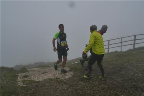 TRAIL di PIZZO San Michele N°3157 FOTO scattate a raffica in VETTA da Peppe Dalessio con nebbia e gran freddo - foto 772