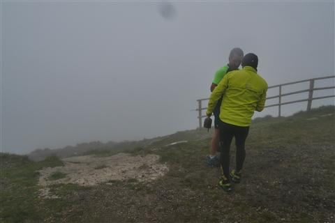 TRAIL di PIZZO San Michele N°3157 FOTO scattate a raffica in VETTA da Peppe Dalessio con nebbia e gran freddo - foto 788