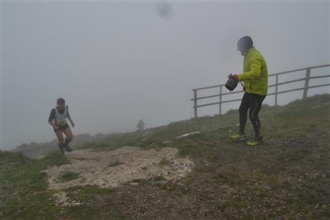 TRAIL di PIZZO San Michele N°3157 FOTO scattate a raffica in VETTA da Peppe Dalessio con nebbia e gran freddo - foto 801
