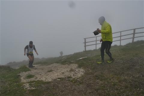 TRAIL di PIZZO San Michele N°3157 FOTO scattate a raffica in VETTA da Peppe Dalessio con nebbia e gran freddo - foto 804