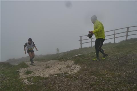 TRAIL di PIZZO San Michele N°3157 FOTO scattate a raffica in VETTA da Peppe Dalessio con nebbia e gran freddo - foto 806