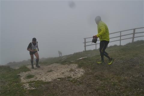 TRAIL di PIZZO San Michele N°3157 FOTO scattate a raffica in VETTA da Peppe Dalessio con nebbia e gran freddo - foto 808