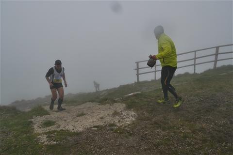 TRAIL di PIZZO San Michele N°3157 FOTO scattate a raffica in VETTA da Peppe Dalessio con nebbia e gran freddo - foto 809