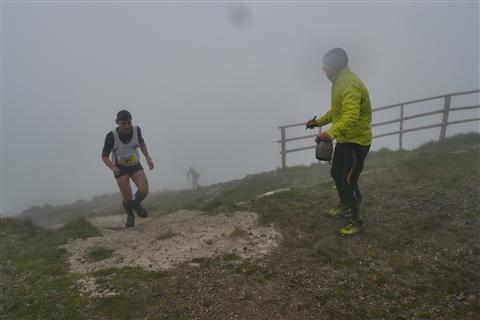 TRAIL di PIZZO San Michele N°3157 FOTO scattate a raffica in VETTA da Peppe Dalessio con nebbia e gran freddo - foto 813