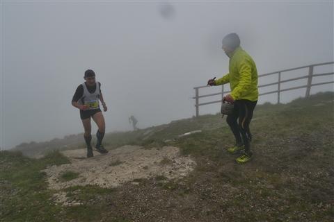 TRAIL di PIZZO San Michele N°3157 FOTO scattate a raffica in VETTA da Peppe Dalessio con nebbia e gran freddo - foto 814