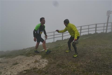 TRAIL di PIZZO San Michele N°3157 FOTO scattate a raffica in VETTA da Peppe Dalessio con nebbia e gran freddo - foto 840