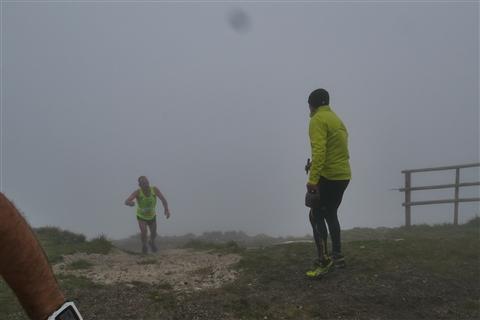 TRAIL di PIZZO San Michele N°3157 FOTO scattate a raffica in VETTA da Peppe Dalessio con nebbia e gran freddo - foto 894