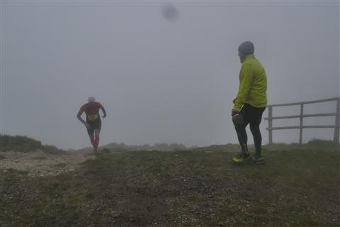 TRAIL di PIZZO San Michele N°3157 FOTO scattate a raffica in VETTA da Peppe Dalessio con nebbia e gran freddo - foto 940