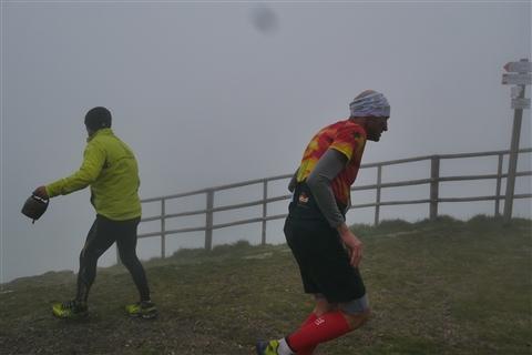 TRAIL di PIZZO San Michele N°3157 FOTO scattate a raffica in VETTA da Peppe Dalessio con nebbia e gran freddo - foto 979